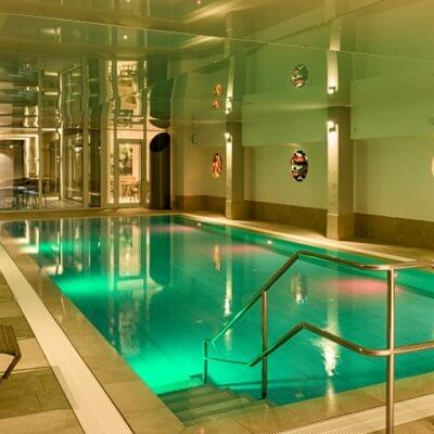 LAZY DAY IM NEUEN WELLNESS-SPA
