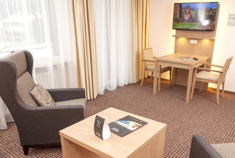 Hotelzimmer Titisee